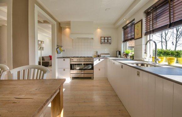 Как да спестим пространство в малка кухня