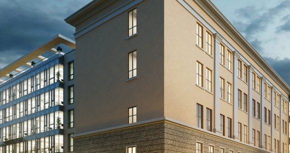 Офис сграда клас А – бъдещето на бизнеса!