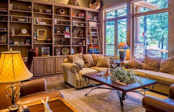 Лесни и прости правила за подреждане на мебелите в хола